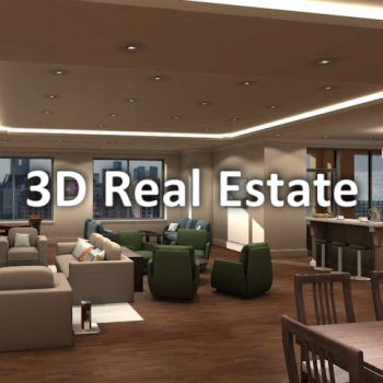 3D Real Estate, 3D Virtual Tour, 3D Video Walkthrough